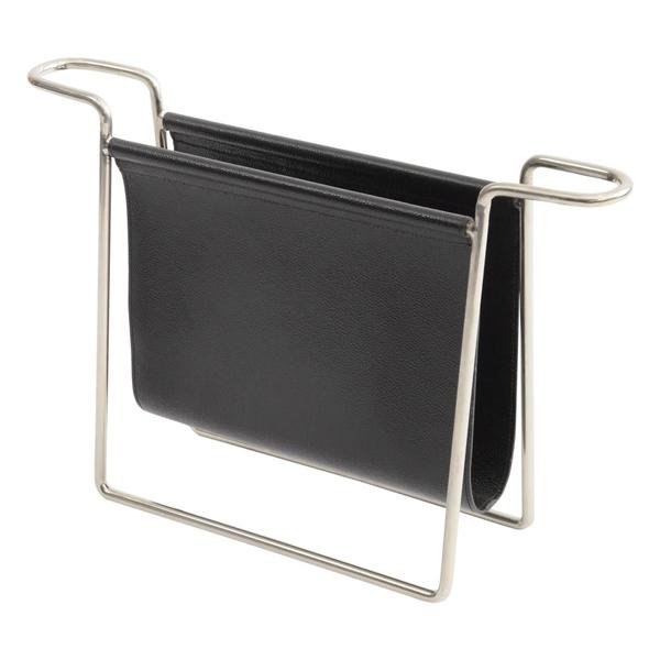 image-Libra Black Magazine Rack
