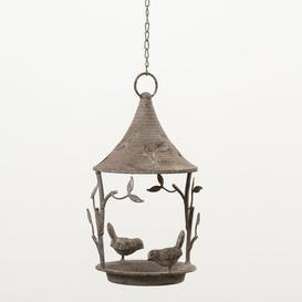 image-Hanging Decorative Bird Feeder Brambly Cottage