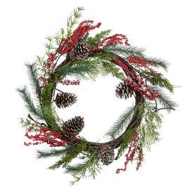 image-46cm Artificial Wreath Goodwill