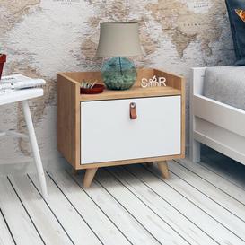 image-Yair Bedside Table Isabelline