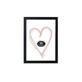 image-East End Prints Hot Tramp I Love You So By Honeymoon Hotel A2 Wall Art