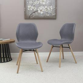 image-Hovis Upholstered Dining Chair Ebern Designs
