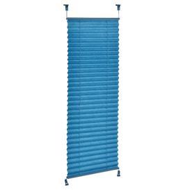 image-Symple Stuff Semi-Sheer Pleated Blind Symple Stuff Colour: Turquoise, Size: 100cm L x 100cm W