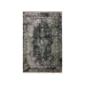 image-Artisan Rug, Metallic Grey