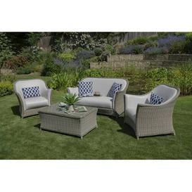 image-Karole 4 Seater Rattan Sofa Set Sol 72 Outdoor
