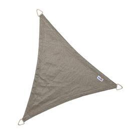 image-Nesling 3.6m x 3.6m Triangle Shade Sail Nesling Colour: Grey