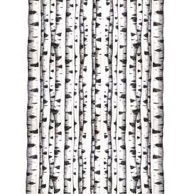 image-Noise absorbing wall tapestry SKOGSBRYN, 1400x2200 mm, forest