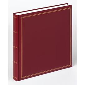 image-Photo Album Marlow Home Co. Colour: Red, Size: 28cm H x 26cm W x 5cm D