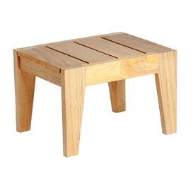 image-Alexander Rose Garden Furniture Roble Sunbed Side Table