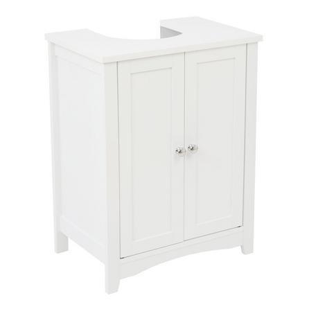 image-Florence Bathroom Vanity Unit White