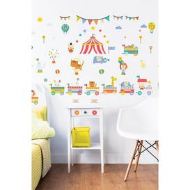 image-Walltastic Circus Wall Stickers