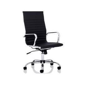 image-Besos High Back Bonded Leather Executive Chair