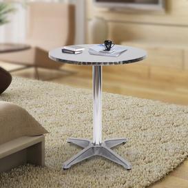 image-Seltzer Aluminium Bar Table Sol 72 Outdoor