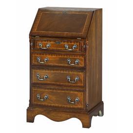 image-Pinesdale Secretary Desk Rosalind Wheeler Finish: Yew