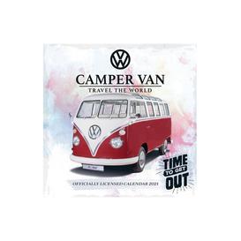 image-VW Camper Calendar 2021