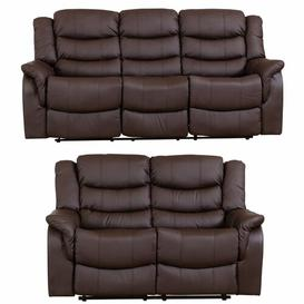 image-Sartor 2 Piece Reclining Sofa Set Brayden Studio