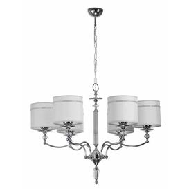image-Southlake 6-Light Shaded Chandelier Rosalind Wheeler