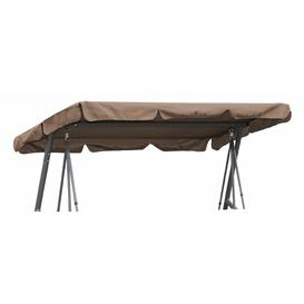 image-Triumph Swing Seat Canopy Quick-Star Canopy colour: Taupe