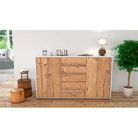 image-Speier Sideboard Brayden Studio Colour: White/Pine
