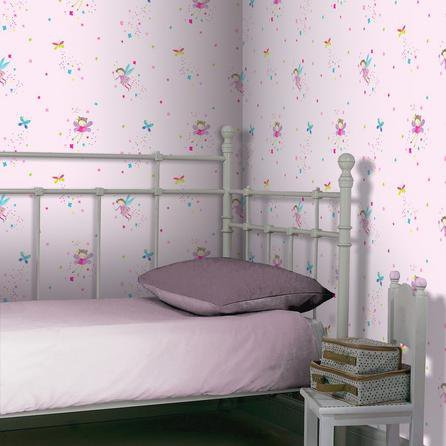 image-Fairy Dust Pink Wallpaper Pink