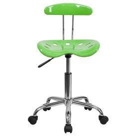 image-Gaitan Ergonomic Task Chair Zipcode Design Colour: Apple Green