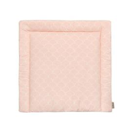 image-Changing mat KraftKids Colour: Pink, Size: 75 x 70cm