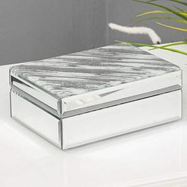 image-Hestia? Mirror Glass Abstract Jewellery Box