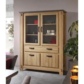 image-Pizarro Welsh Dresser August Grove Colour: Grandson Oak