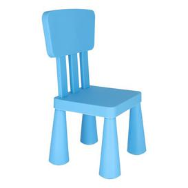 image-Bayside Children's Chair Isabelle & Max Colour: Blue