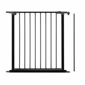 image-Platt Safety Gate Symple Stuff Colour: Black