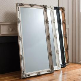 image-Gallery Direct Abbey Leaner Mirror Silver