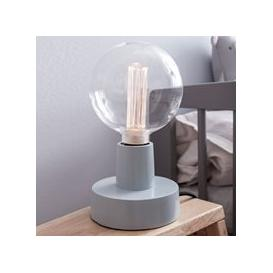 image-Kids Concept Wall and Table Lamp - Blue Grey