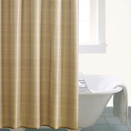 image-Gold Sparkle Shower Curtain Gold