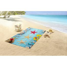 image-Armstrong Quick Dry Beach Towel House of Hampton