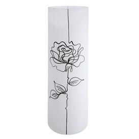 image-Graven Table Vase Ebern Designs Size: 50cm H x 15cm W x 15cm D