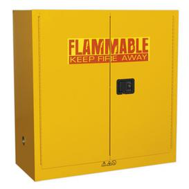 """image-""""44.09"""""""" H x 43.11"""""""" W x 18.11"""""""" D Celyn Safety Cabinet"""""""