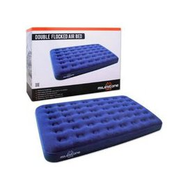 image-Milestone Camping Double Flocked Airbed
