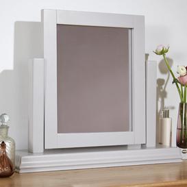 image-Wenham Rectangular Dressing Table Mirror August Grove