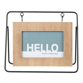 image-Two-toned photo frame 10x15cm