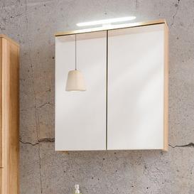 image-Remik 60 cm x 68 cm Surface Mount Mirror Cabinet Belfry Bathroom