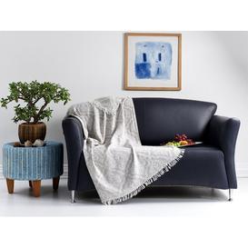 image-Sclafani Jacquard Throw Mercury Row Colour: Ash Grey