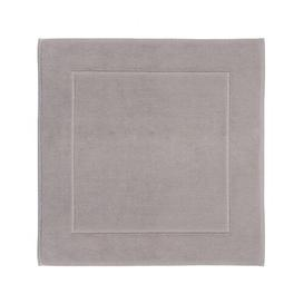 image-London Rectangle Bath Mat Aquanova Size: 70 cm x 120 cm, Colour: Grey