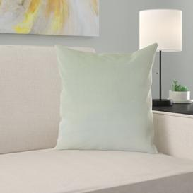 image-Whitman Scatter Cushion Cover Canora Grey Colour: Spa