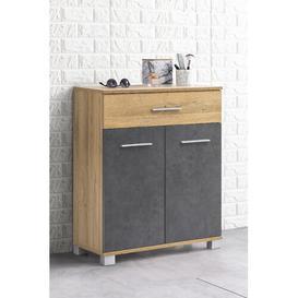 image-Dragoon 60 x 80cm Free Standing Bathroom Cabinet Fairmont Park