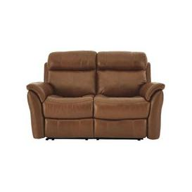image-Relax Station Revive 2 Seater Leather Sofa- World of Leather