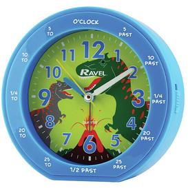 image-Dinosaur Childrens Alarm Clock Ravel
