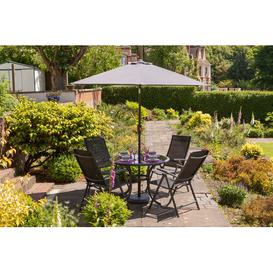 image-Shona 4 Seater Dining Set Sol 72 Outdoor