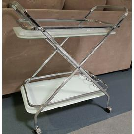 image-Jeniffer Serving Cart Ebern Designs