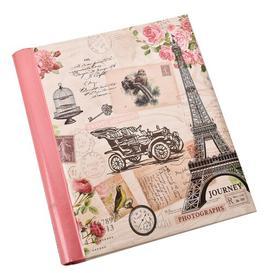 image-Photo Travel Memories Album Fleur De Lis Living