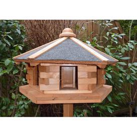 image-Basillico Bird House Sol 72 Outdoor Size: 141cm H x 59cm W x 57cm D
